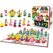 Super Mario Bros Ajedrez De Coleccion Nintendo Wii Ds Wii U