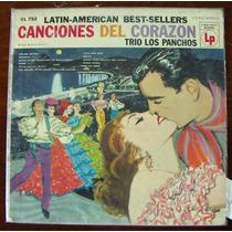 Bolero, Los Panchos (canciones Del Corazon) Hecho En Usa