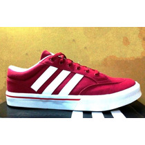 Adidas Gvp Canvas Color Rojo