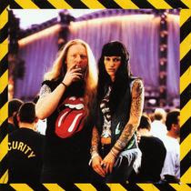 The Rolling Stones No Security Cd Semnvo Edición México 1998