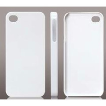 Funda Iphone 4/4s Sublimar 3d Matte Por Sublideas