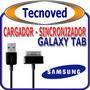 Cable Cargador Y Sincronizador Samsung Galaxy Tab Gt-p5510