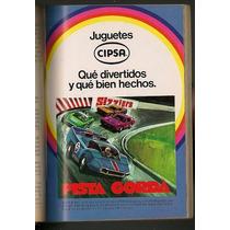 Catálogo Juguetes Mexicanos Cipsa Lili Ledy 12 Págs 1972 Nvb