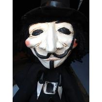 V For Vendetta Peliculas Horror Gore Dark Gotico