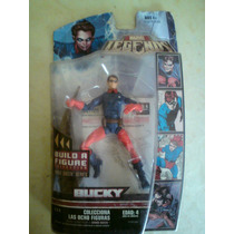 Bucky Marvel Legends Serie Queen Brood De Hasbro
