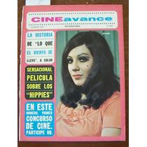 Revista Cine Avance,julissa,julio Aleman,carroll Baker