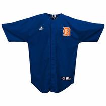 Jersey Juvenil Adidas De Los Detroit Tigers Mlb