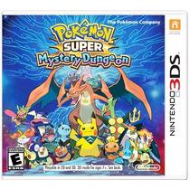 .:: Pokémon Super Mystery Dungeon ::.para 3ds En Start Games
