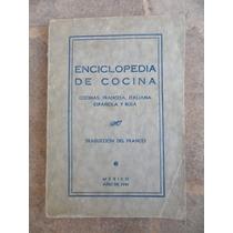 Libro / Enciclopedia De Cocina ( 1941 )