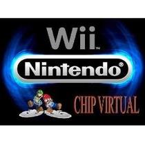 Chip Virtual Wii, Cualquier Version Sin Smash Facil De Hacer