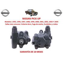 Bomba Direccion Hidraulica P/ Caja Nissan Pick Up 89-96
