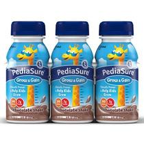 Pediasure Nutrición Alimenticio Chocolate Shake 8 Oz Fl (4-6