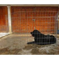 Casa Corral Para Perros Super Util Para Exterior O Interior