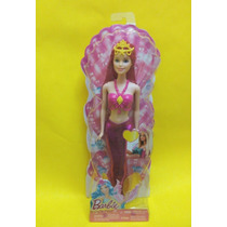 Barbie Sirena Original Fantasia Mattel Original No Clonnueva