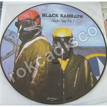 Heavy Metal, Black Sabbath, Never Say Die, Fotodisco 12