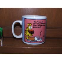 Genial Taza Para Cumpleaños Del Perro Grimmy