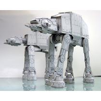 At-at Star Wars Para Armar En Papel Papercraft