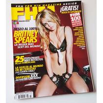 Britney Spears Revista Magazine Fhm 2004