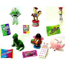 Vintage Set De 06 Juguetes Toy Story 2 Mc Donalds Vjr
