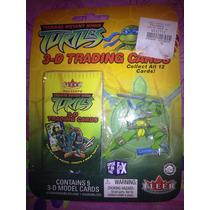 Tortugas Ninja Set De Figuras Armables En 3d