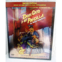 Don Gato Y Su Pandilla, Edicion Especial Con Libro En Dvd