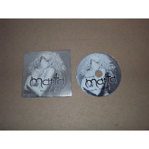 Marta Mojs Mi Corazon Single Cd Promocional