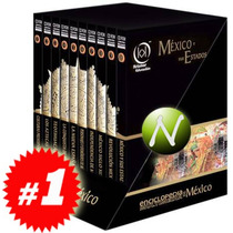 Enciclopedia Multimedia De México 10 Cd Roms