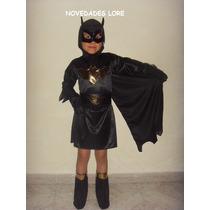 Disfraz Batichica Disfraces Niña Super Chica Mujer Maravilla