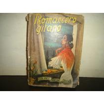 Romancero Gitano - Federico García Lorca - 1953