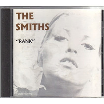 The Smiths Cd Rank 1986 Morrissey Mtv Depeche Mode Cure