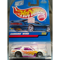 Hot Wheels - Camaro Wind De 1997 Raro Dificil De Conseguir