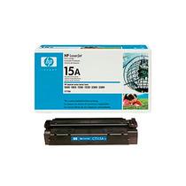 Cartucho Toner Negro Hp 15a Laserjet 1000 1005 1200 C7115a