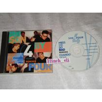 Son By Four Miss Me Cuando Seas Mia Remixes 01 Epic Cd Promo