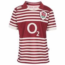Jersey Inglaterra Rugby Tercero 2013-2014 Marca Canterbury
