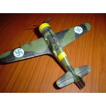 Avion Filandes De La Segunda Guerra Mundial