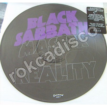 Heavy Metal, Black Sabbath, Master Of Reality, Fotodisco 12