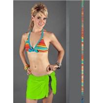 Pareo Unitalla Marina West Ns011 Neon-green