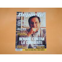 Revista Enrique Meza Seleccion Mexicana 2000