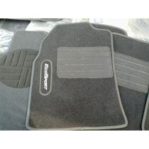 Tapetes Tipo Original Ford Ecosport Exelente Calidad