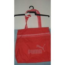 Puma Core Shopper Bolsa Totem Color Melon Super Flr