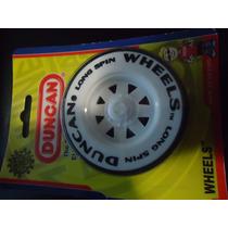 Yoyo Duncan Wheels Blanco Long Spin