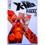 Uncanny X Men 35 Final / Marvel Comics / Editorial Televisa