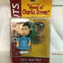 Lucy Van Pelt (azul Vestido Y Clásico Suspiro Expresión) C