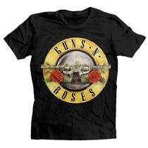 Guns N Roses Playera Caballero Original Toxic Official