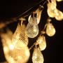Serie De Luz Led Con Diseño Retro Bulbos Para Fiestas, Bodas