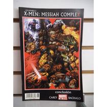 X-men 46 Messiah Complex Editorial Televisa