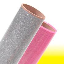 Vinil Textil Glitter Termoadherible Acabado Diamantina Daa