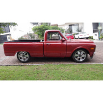 Clasica Pick-up Chevrolet 1971