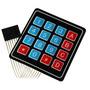 Teclado Matricial 4x4 , Arduino, Pic( 5 Piezas )