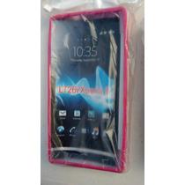 Silicón Sony Ericsson Xperia S Lt26i Los Envío Gratis Mexpos